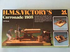Scatola di montaggio  CORRONADE 1805 - H.M.S. VICTRORY'S