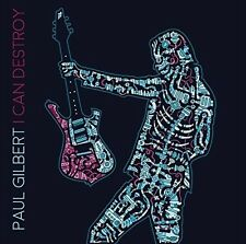 PAUL GILBERT - I CAN DESTROY   CD NEU