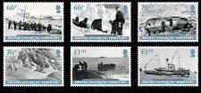 British Antarctic 2015 Trans-Antarctic Expedition Part III 6v SG 669/74 MNH