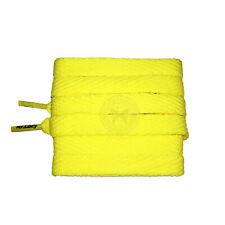 Mr Lacy Flatties - Yellow Shoelaces - 130cm Length 10mm Width