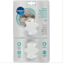 Wpro Confezione di 2 Asciugatrice Deodoranti Giglio Universale per All C00380133