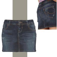 MARKEN Mini Jeans STRETCH ROCK Gr.34/36 XS/S SKIRT Jeansrock Bleistiftrock