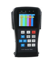 VIDEO TESTER TVCC PER TELECAMERE, RETE UTP, PTZ, AUDIO CON DISPLAY 2,8""