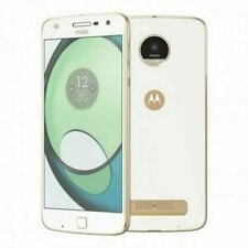 MOTO Z PLAY 32GB WHITE GLOBAL BANDS UNLOCKED