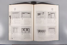 rare Fritz Hansen Catalogue 1963 Arne Jacobsen furniture chair tables