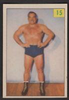 1955 Parkhurst Wrestling #15 Whipper Watson
