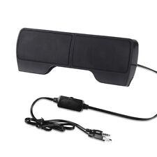 P01 6W mini tragbarer Lautsprecher über 3.5mm Klinke USB für Laptop PC Notebook