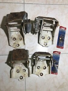 Used 1970-1981 CAMARO FIREBIRD TRANS AM PASSENGER DRIVER DOOR HINGES