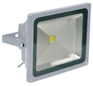 Eagle 50W Waterproof IP65 Grey LED Flood Lights L320DG