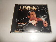 Cd   King of pan-flute  von Zamfir