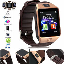 Cawono DZ09 Smart Bluetooth Watch GSM SIM Card+Camera for Android IOS Phone Mate