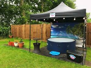 Gazebo Easy Up Marquee  High Quality Tent Market Stall Hot tub cover
