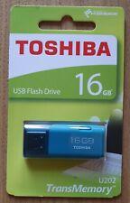 TOSHIBA 16 GB HIGH SPEED USB Flash Drive Memory Stick