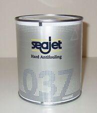 (L/29,27€) Seajet 037  Coastel Hart - Antifouling , 750 ml  rot