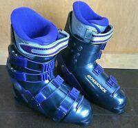 Ski Boots Size 7 Women's Violet R725 Downhill Rossignol Mondo 24.5 Alpine