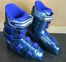 Rossignol R725 Ski Boots Women's Size 7 Mondo 24.5 BSL 282 mm Winter Sports Boot