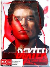 DEXTER : SEASON 3 : NEW DVD Limited Edition