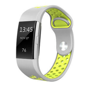Sports Strap for Fitbit Charge 3 4 Replacement Band Secure UK Wristband