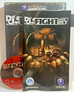 Def Jam Fight for NY (Gamecube) Complete! Works Great!😀Ships⚡️Fast!