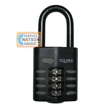 Squire CP1/CP50/1.5 All Weather Lock Security Combination Padlock Combi Outdoor