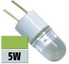 LED-Stiftsockellampen 12V GX5,3 ROT leuchtend