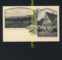 GAMMELSHAUSEN Oberamt Göppingen / Gasthaus Ochsen von Wilhelm Bauer * AK um 1920