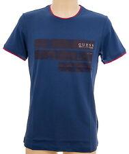 Maglietta t-shirt girocollo uomo GUESS a.FA9U29 JER54 T.52/XL col.U024 stanford