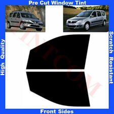 Pre Cut Window Tint Dacia Logan 5 Doors 2007-2012 Front Sides Any Shade