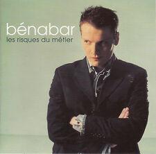 CD 12T BENABAR LES RISQUES DU METIER DE 2003 AVEC OPENDISC