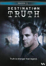 Destination Truth Season 1 DVD