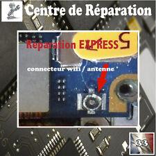 Réparation iphone 3g 3Gs connecteur wifi ou réseau 6 7 ou 4 connector