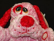 PNK PUPPY DOG MUSICAL SONG EVERLASTING LOVE VALENTINE PLUSH STUFFED ANIMAL TOY