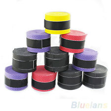 10x Anti-slip Racket Over Grips Polyurethane Tennis Badminton Sweatband B82A