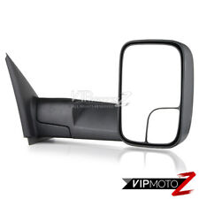 POWER+HEATED Right Passenger Replacement HeavyDuty Towing Mirror 02-08 Dodge RAM