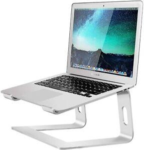 Laptop Stand Aluminum Computer Riser Ergonomic Laptops Elevator for Desk Metal H