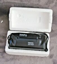 Nishika N9000 Focus Free 3-D Quadra Lens System 35mm Point & Shoot Film Camera