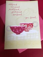 Hallmark Happy Birthday To Friend Greeting Card Super Cute