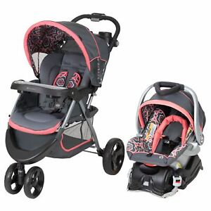 Baby Trend Nexton® Travel System - Coral Floral