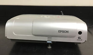 Epson EMP-S4 LCD Projector - 806 Bright Lamp Hours,  176 Low Lamp Hours
