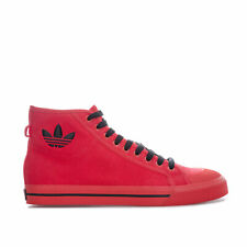 adidas Originals Baskets Raf Simons Matrix Spirit High Rouge Homme