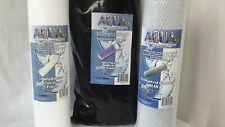 The AquaFX Barracuda Reverse Osmosis 10 inch Replacement Filters