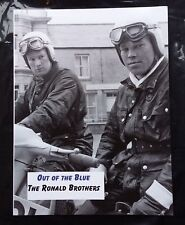 Out of the Blue - The Ronald Brothers - LCGB - Lambretta Club Great Britain