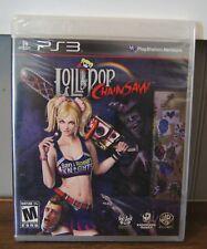 New! Lollipop Chainsaw (Sony PlayStation 3, 2012) U.S. Retail Version!