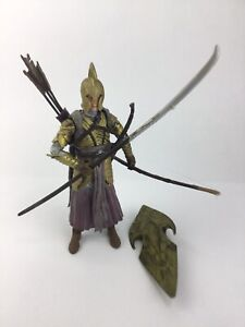 Lord Of The Rings Elven Warrior Figure Marvel Complete
