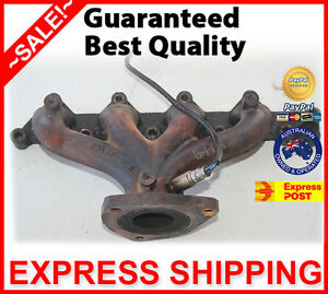 Genuine Holden Barina TK Exhaust Manifold & Oxygen Sensor Combo F16D3 1.6 4cyl