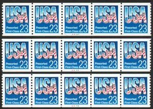 2606 23c USA flag 3 different PS5 MNH
