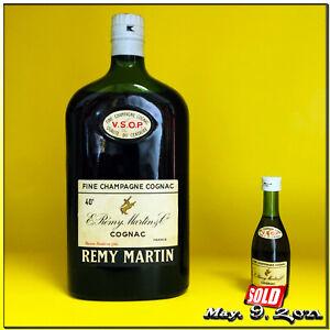 Cognac ✺ REMY MARTIN ✺ VSOP ✺ Flask Bottle ~ V.S.O.P. ~ Qualite du Centaure