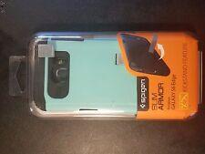 Spigen SLIM ARMOR Phone CASE for SAMSUNG Galaxy S6 EDGE - MINT