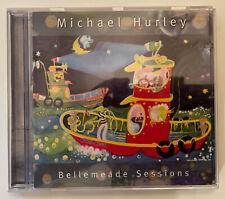 RARE MICHAEL HURLEY BELLEMEADE SESSIONS CD BLUE NAVIGATOR BN 010