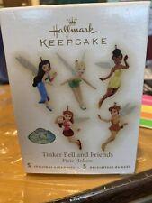 Hallmark Keepsake Tinker Bell And Friends 2009